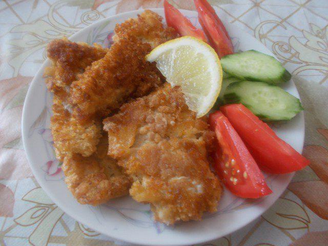Pohovani riblji fileti
