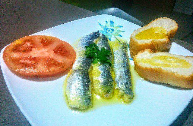 Marinirane sardine u španskom stilu