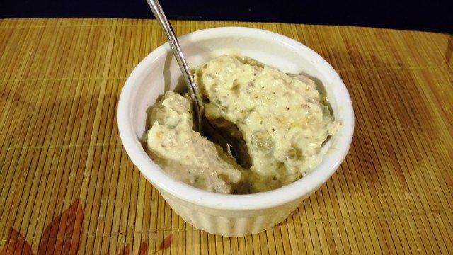 Sladoled od kokosovog jogurta
