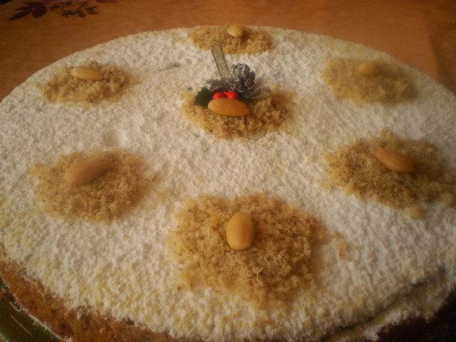 Grčki Božićni kolač