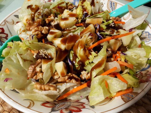 Dresing za salatu sa malinom i medom