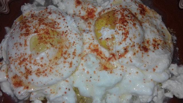 Bakina prelivena jaja