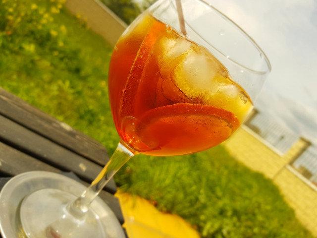 Koktel sa vermutom i rumom