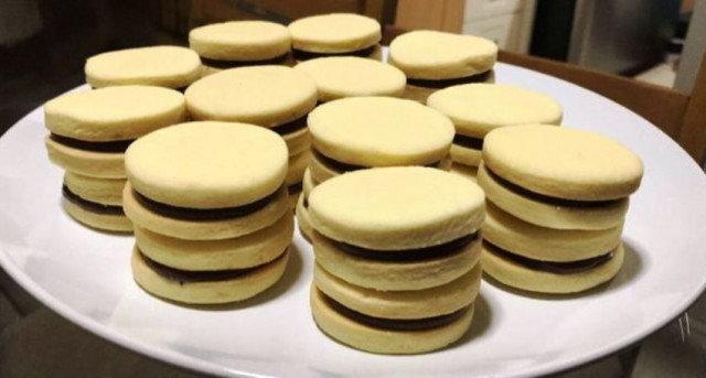 Alfahores - argentiski kolači od badema