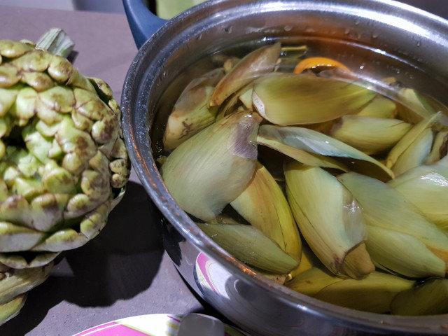 Koristan napitak od artičoke