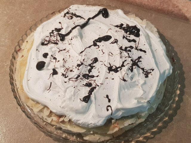 Slatka torta od palačinki