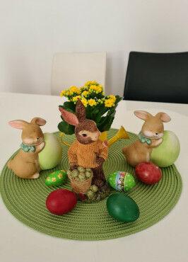 Uskršnja jaja bojena gelom