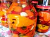 Puckane papričice sa šargarepom - Цвети Хаджипеткова